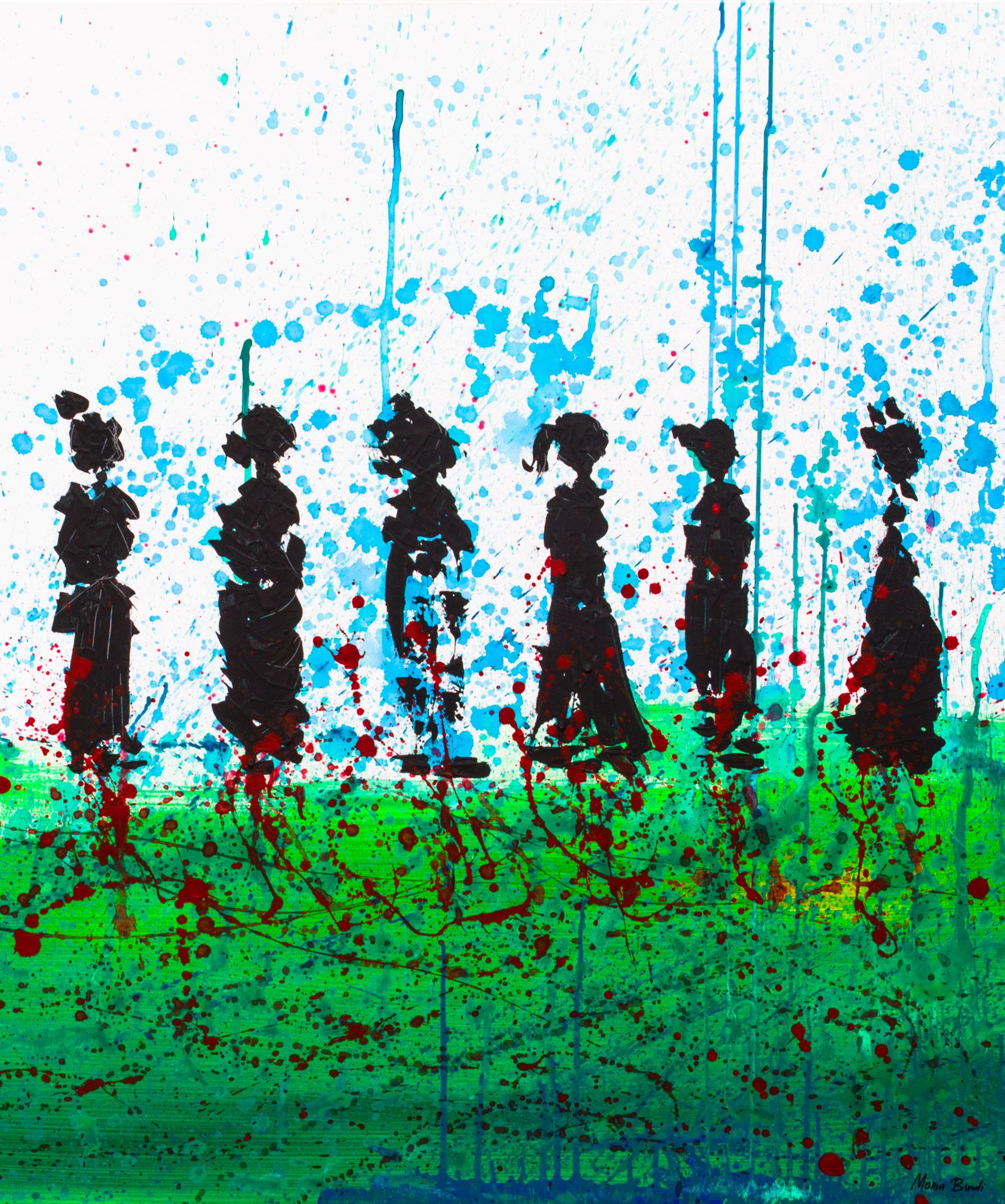processione delle donne